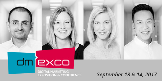 Dmexco homepage